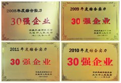 <b>Fengcheng top 30 annual comprehensive strength</b>
