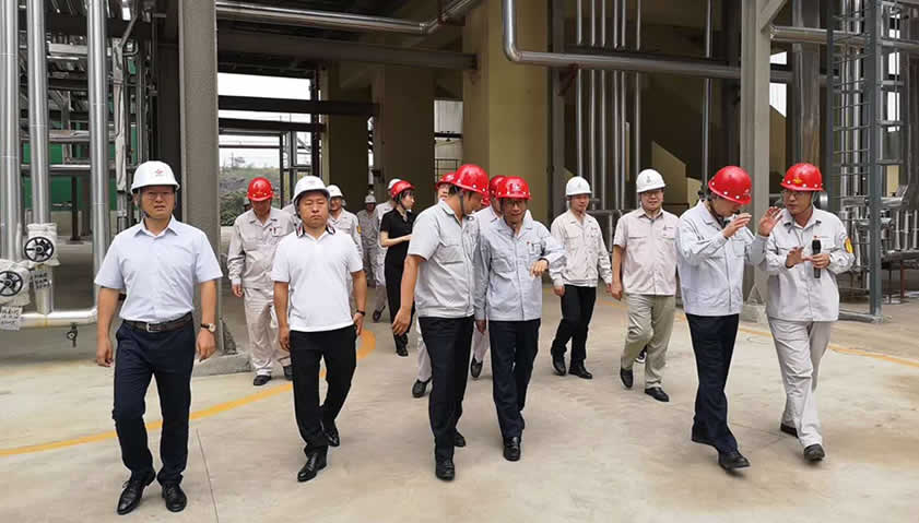 Acceptance of New Factory Baoxin Carbon