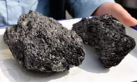 Graphite electrode and needle coke development